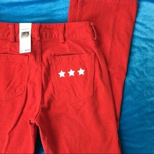 DEAD STOCK Tommy Hilfiger Red Star Jeans